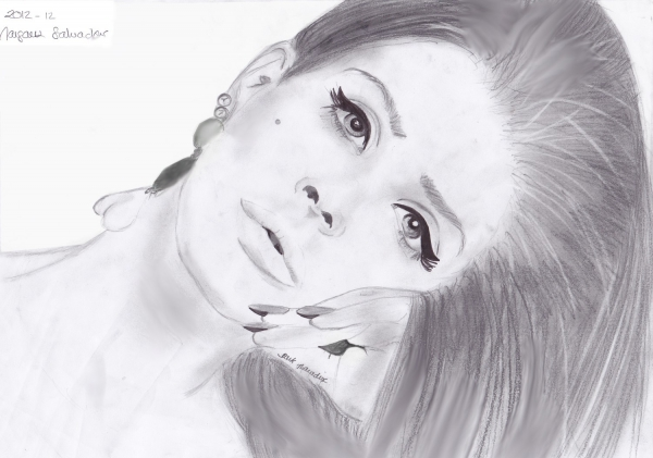 Lana Del Rey by Gaux